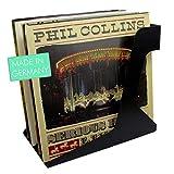 1 Stück Vinyl Schallplatten Ständer I Schallplatten Aufbewahrung für 40 LPs pro LP Ständer I Schallplatten Zubehör I Schallplatten Halter I...